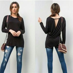 Sexy black shirt
